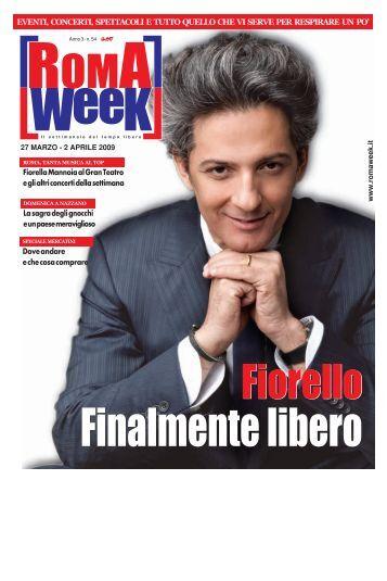 "Romaweek - liceo ""Vittoria Colonna"""