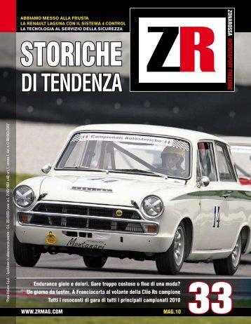 DI TENDENZA - Italiaracing