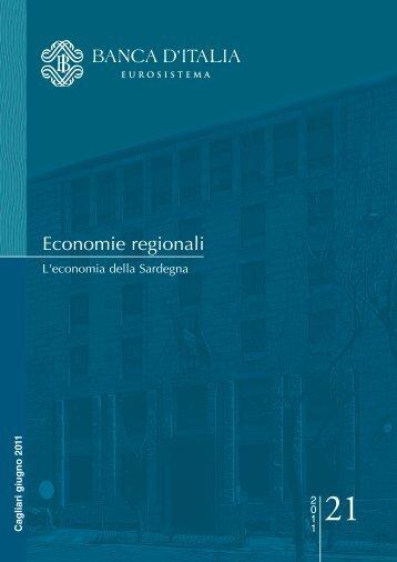 Economie regionali - Confindustria Sardegna