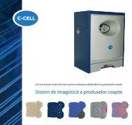 Brosura C-CELL - Sartorom