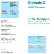 Informations- und Motivationsgruppe