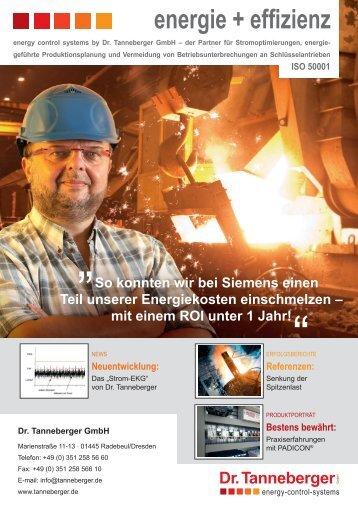 8 Seiten dtsch.indd - Dr. Tanneberger GmbH