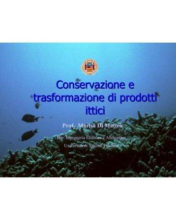 Intervento Prof.ssa Di Matteo - Consorzio UNO