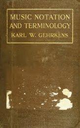 BkE-GehrkensKW-Music Notation&Terminology-0027 - Ibiblio