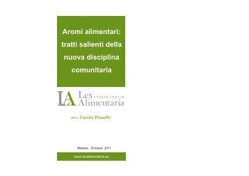 Daniele Pisanello.pdf - Alimenti & Salute