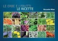 LE ERBE E I FRUTTI LE RICETTE - Associazione Proloco Omegna