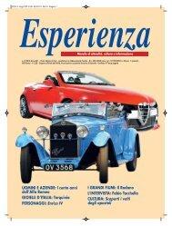 UOMINI E AZIENDE: I cento anni dell'Alfa Romeo GIOIELLI D ... - Anla