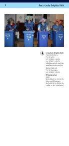 Zusammenfassung der Tanzkurse - Tanzschule Brigitte Rühl - Seite 2