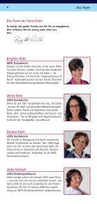 Zusammenfassung der Tanzkurse - Tanzschule Brigitte Rühl - Seite 4
