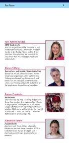 Zusammenfassung der Tanzkurse - Tanzschule Brigitte Rühl - Seite 5