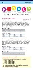 Zusammenfassung der Tanzkurse - Tanzschule Brigitte Rühl - Seite 6