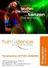 Kinder - Fun & Dance