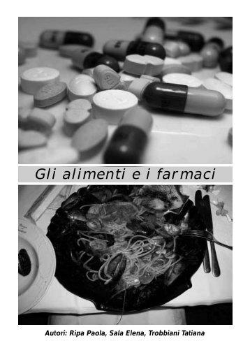 L'inserto: gli alimenti e i farmaci - Collegio IPASVI Pavia