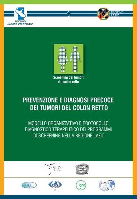 incontro per lo screening per la neoplasia maligna della prostata icd 10