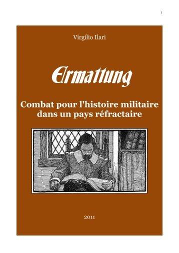 Ermattung - Societa italiana di storia militare