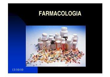 Dispense per farmacologia - Azienda ULSS 21