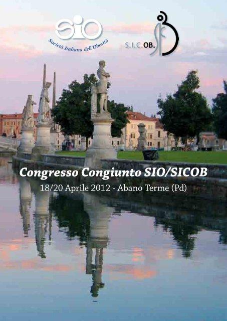 Congresso Congiunto SIO/SICOB