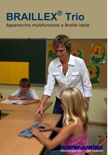 BRAILLEX ® Trio - FH Papenmeier GmbH & Co. KG