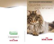 gatti anziani - Royal Canin