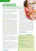 l'etichetta alimentare: un alleato prezioso per la nostra ... - Jesolo - Page 4