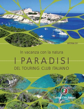 I PARADISI - Touring Club Italiano