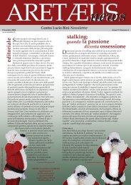 in questo numero/this issue - Centro Luigi Bini