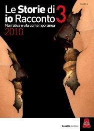 Le Storie di IORACCONTO3 volume B - anno 2010-2011