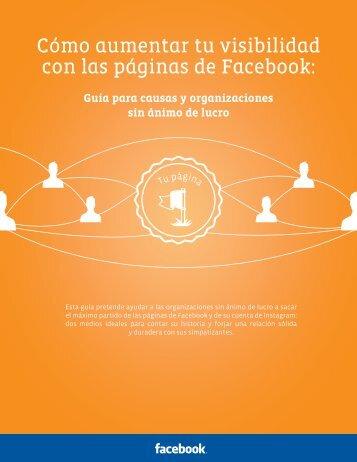 PagesGuide_Non-Profits_ES
