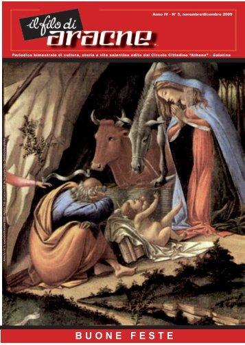Novembre-Dicembre - Circolo Athena