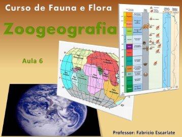 Aula 7 - Zoogeografia - Light