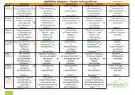 Menüplan Mittagessen Hochtaunus-Kliniken für die Woche vom 13.05.