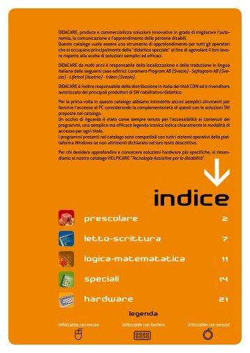 catalogo SW 2011.pdf - HelpICare