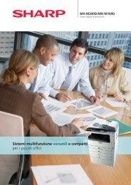 Brochure (.pdf) - Sharp