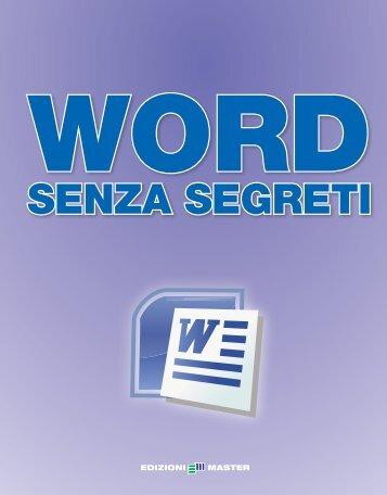 Manuale di Word - Giomas2000
