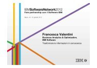 Business Analytics - IBM