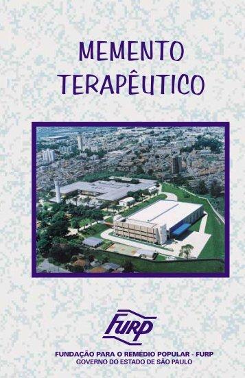 MEMENTO TERAPÊUTICO - Alfob.org