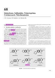 Quinolonas. Sulfamidas. Trimetoprima. Cotrimoxazol. Nitrofurantoína