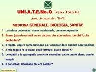 """La sindrome metabolica - Università per Adulti e Terza Età """"Ivana ..."""