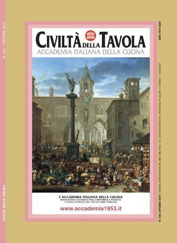 CIVILTÀDELLATAVOLA - New Realm Media