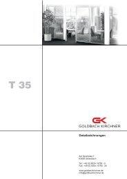 Produkt-beschreibung T35