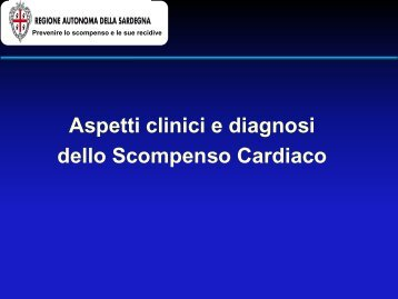 Aspetti clinici e diagnosi