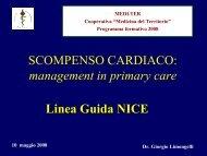 Slides presentazione Linea Guida - CoS