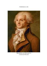 homolaicus.com Maximilien de Robespierre