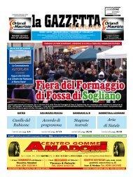 Novembre - Romagna Gazzette