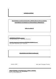Fattibilità idraulica - Comune di Empoli