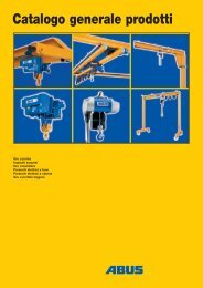 Catalogo generale prodotti - Michielotto