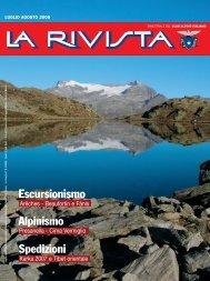 Visualizza - Club Alpino Italiano