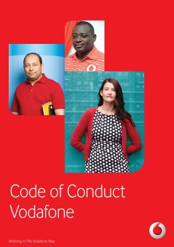 Code of Conduct Vodafone