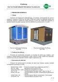 POST DE TRANSFORMARE PREFABRICAT - Electrotehno - Page 2