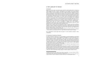 La radio a galena (prof. M. Savarese) - Pagina del prof M. Savarese